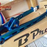 Swing Arm Bpro Satria FU Kotak Bolong Non Stabilizer