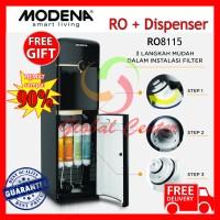 Modena IGIENICO RO 8115 Reverse Osmosis Water Purifier FREE JABODETABE