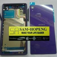 Casing Housing Sony Xperia Z2 / Z3 Bezel Frame Backdoor