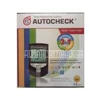 Autocheck GCU 3 in 1 (No Free Strip)