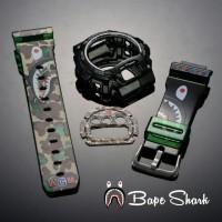 BNB JELLY CASE DW6900/DW-6900 BAPE SHARK