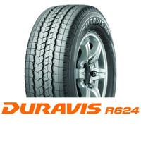 Ban mobil L300 185/80 R14 atau 185R14 Bridgestone Duravis R624 8PR