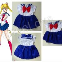 Baju Bayi / Dress Anak Princess karakter SAILOR MOON