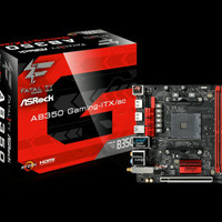 MOBO ASROCK FATALITY AB350 GAMING ITX AM4