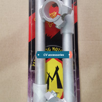 Stang jepit drag Ninja 150 R/RR M20