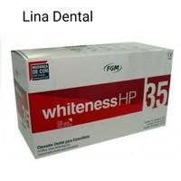 Whiteness HP Red / Bahan Bleaching Tanpa Menggunakan Sinar
