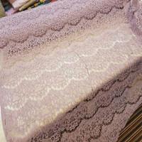 Bahan Kebaya.Dress Brokat Lace Renda Gliter