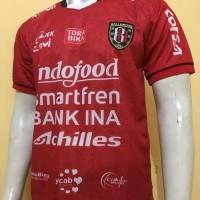 Jersey Baju Bola Bali United Home GRADE ORI 2017/18 New