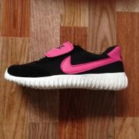 [FLEEX] Sepatu sport Nike yeezy anak-anak black pink fanta DMC13
