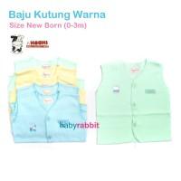 6pcs HACHI Baju Kutung NewBorn / Baju Bayi Hachi Size NewBorn