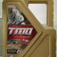 Oli TOYOTA TMO 0W - 20 SN [ 4 lt] 08880 - 83609 Asli -70537-