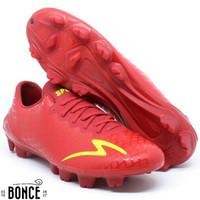 Sepatu Bola Specs Accelerator Exocet FG - Dark Red