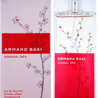 Original Parfum Armand Basi Sensual Red edt