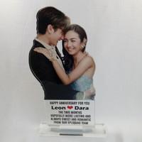 Plakat wedding,trophy wedding,kado nikah,plakat murah,plakat custom