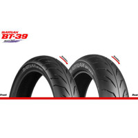 Ban Bridgestone Battlax 90/80-14 BT39 Racing Tubeless Motor