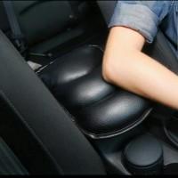 Bantal Sandaran Tangan Mobil / Arm Rest Cover / Empuk Serasa Di Sofa