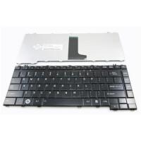 Keyboard Laptop Toshiba Satellite A200 A205 A210 A215 M200 M205 Hitam