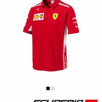 Polo Shirt F1 Team Ferrari Original Merchandise