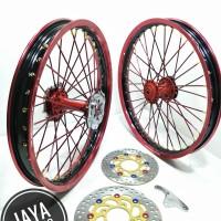 velg TDR ring 17 Lebar 160 140 Ninja r - Ninja RR - Mx new sepaket