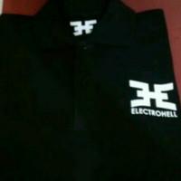 polo shirt kaos kerah ELECTROHELL