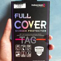 Samsung A5 2017 anti gores full cover hikaru screen guard layar