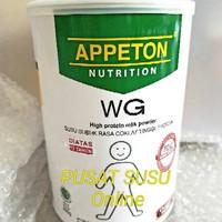 Appeton Weight Gain Adult 450gr / Appeton WG Dewasa Vanila / Coklat
