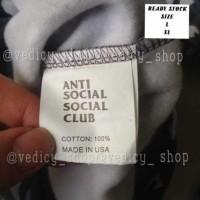 terlaris/ HOODIE CAMO ANTI SOCIAL SOCIAL CLUB ASSC FULL TAG