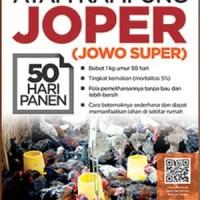 Beternak Ayam Kampung Joper (Jowo Super) 50 Hari Panen