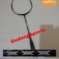 Raket Badminton Apacs Agility Sensuous 222 Original