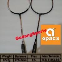 Raket Badminton Apacs Nano Sensuous 999 Original