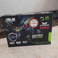 Asus GTX 1060 6GB OC STRIX DDR5 - Garansi Resmi