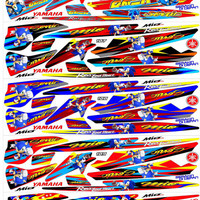 striping decal mio sporty sonic