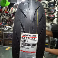 Ban Battlax S21 120/60-17 + 180/55-17