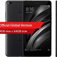Xiaomi Mi Max 2 Black 4/64GB 4G Global Rom FingerPrint Distributor