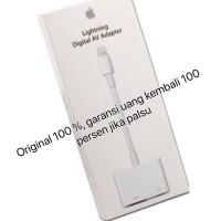Apple Lightning to Digital AV Adapter / HDMI Original apple