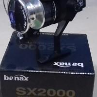 REEL BANAX SX 2000,3000,4000,5000,6000,7000