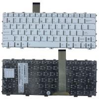 Keyboard Laptop Asus Eee Pc 1025 1025C 1025CE 1025CX Putih