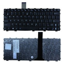 Keyboard Laptop Asus Eee Pc 1025 1025C 1025CE 1025CX Hitam