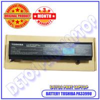 Battery Baterai Batre Original Toshiba Satellite A80 A100 M50 PA3399