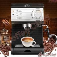 Mesin Espresso Machine 20 BAR 800 Watt Murah Promo Mesin Kopi Praktis