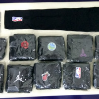 Long Armsleeve/Shooting Arm Sleeve Basket NBA, Nike, dll (Satuan)
