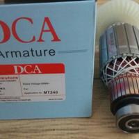DCA Armature Angker Rotor Mesin Potong Besi Cut Off Maktec MT240