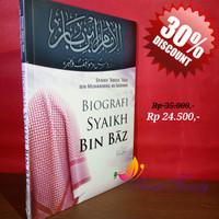 Buku Biografi Syaikh Bin Baz