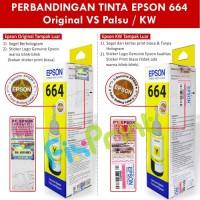 Tinta Printer Epson Original L355 L350 L360 L365 L455 L550 L555 L565