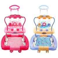 Baby walker family 2068/alat bantu jalan - Biru