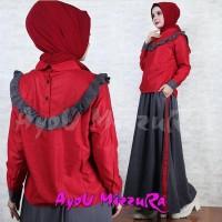 Ayou Mizzura Set Red Dark Grey