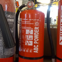 APAR / FIRE EXTINGUISHER 2,5kg ABC VIKING AV 25P Dry Chemical Powder