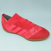 Sepatu futsal adidas original Nemeziz tango 17.3 IN merah new 2018