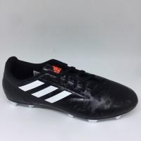 Sepatu bola Adidas Original Conquisto 2 FG black white new 2018