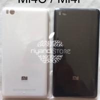 Backdoor Backcase Backcover Tutup Baterai Xiaomi Mi4C Mi4i